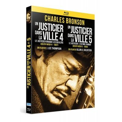 Un justicier dans la ville 4 et 5 Thriller / Polar
