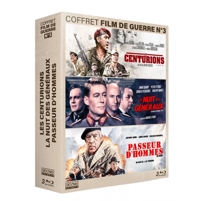 Coffret Film de Guerre n°3 Classique de Guerre