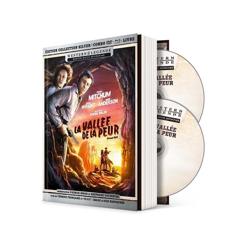 La vallée de la peur - Mediabook Westerns de Légende