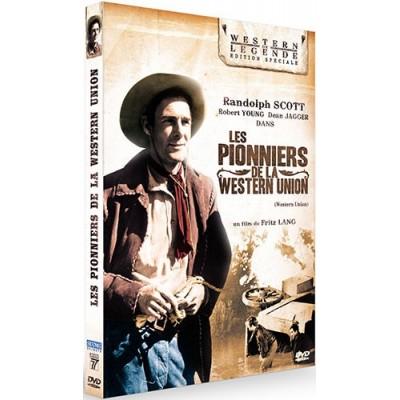 Les pionniers de la Western Union Westerns de Légende