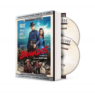 Les bravados - Mediabook Westerns de Légende