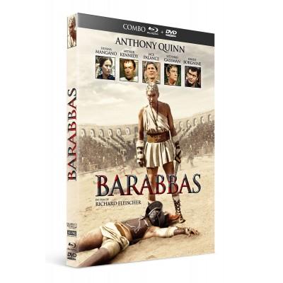 Barabbas - Combo DVD - Blu-ray Grand Spectacle / Historique / Peplum