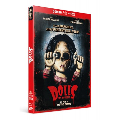 Dolls : les poupées - Combo DVD - Blu-Ray Précommandes