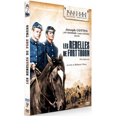 Les Rebelles de Fort Thorn Westerns de Légende