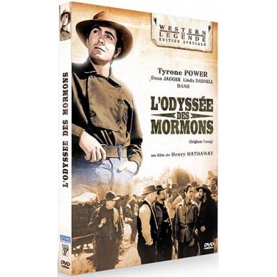 L'Odyssee des Mormons Westerns de Légende