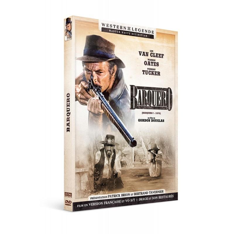Barquero - DVD Westerns de Légende