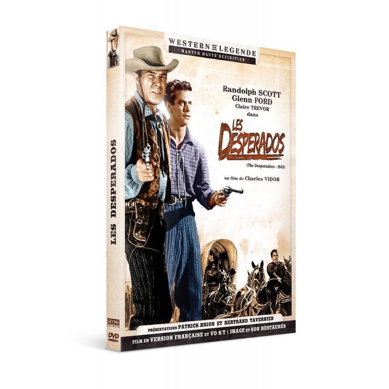 Les desperados - DVD Westerns de Légende