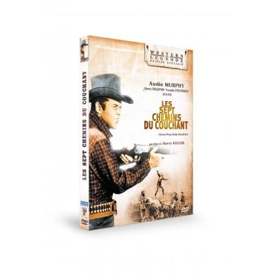 Les Sept chemins du couchant Westerns de Légende