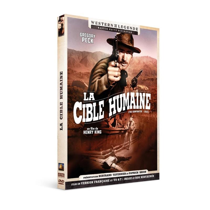 La cible humaine - DVD Précommandes