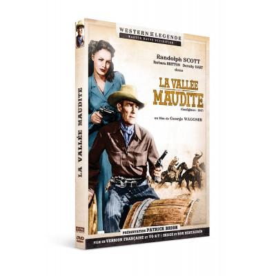 La vallée maudite - DVD Précommandes
