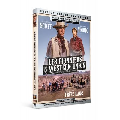 Les pionniers de la Western Union - DVD Westerns de Légende