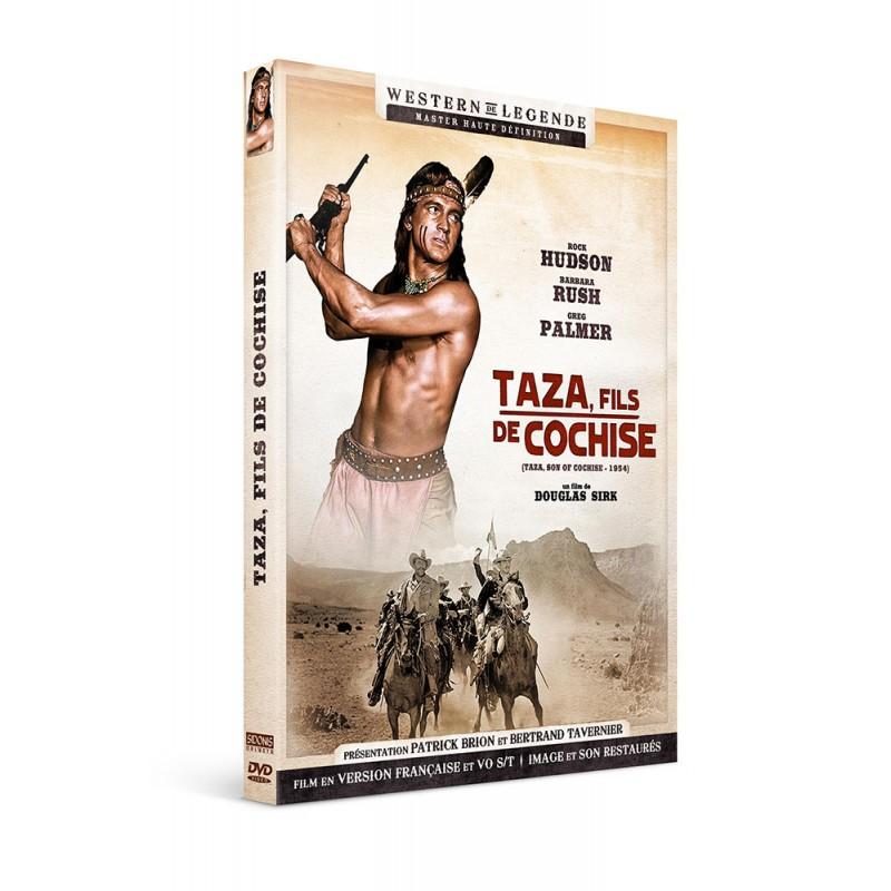 Taza, fils de Cochise - DVD Westerns de Légende