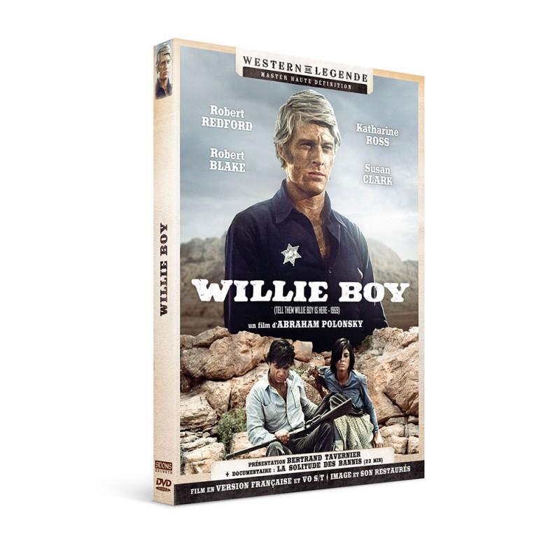 Willie Boy - DVD Westerns de Légende