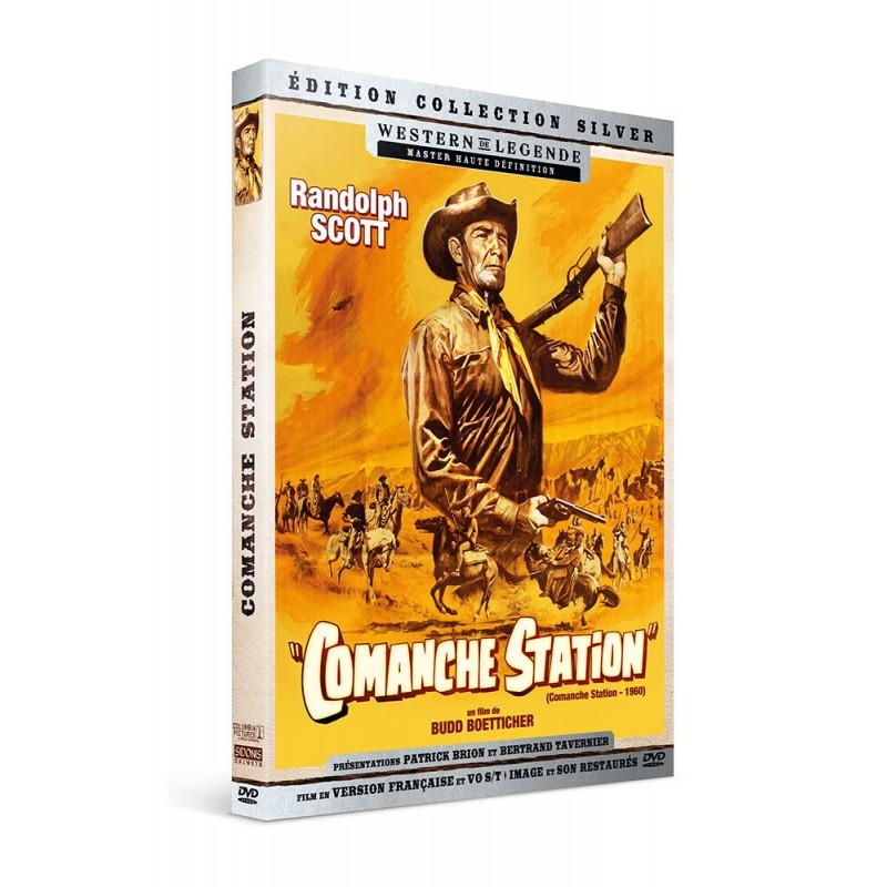 Comanche Station - DVD Westerns de Légende