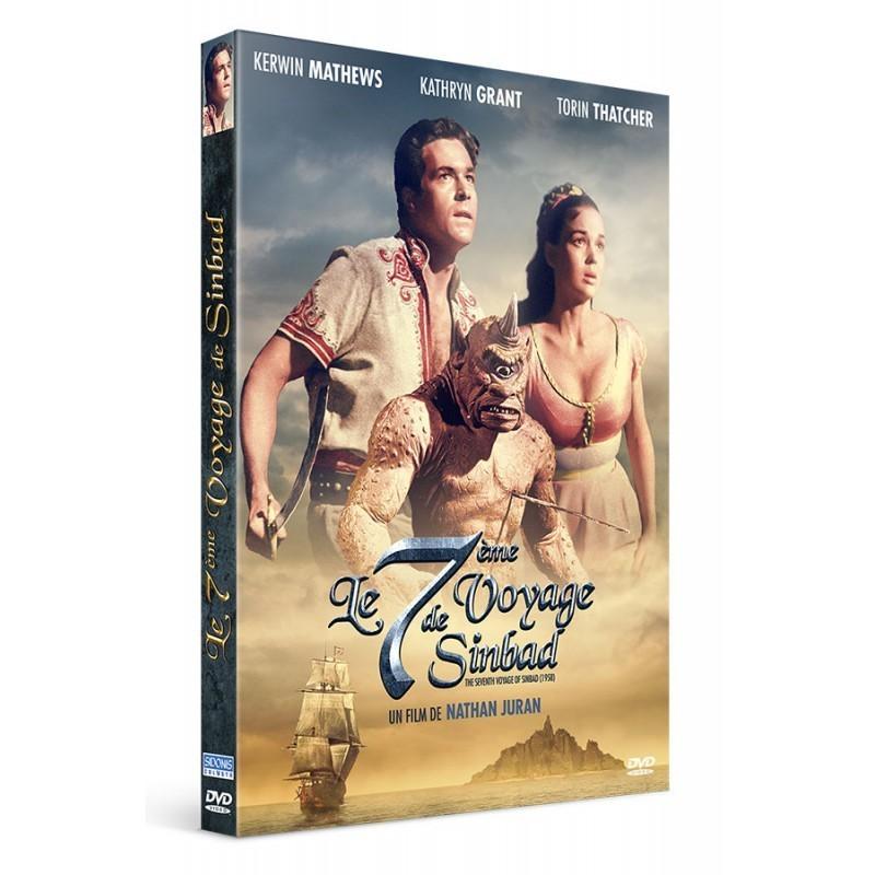 Le 7eme voyage de Sinbad DVD offert