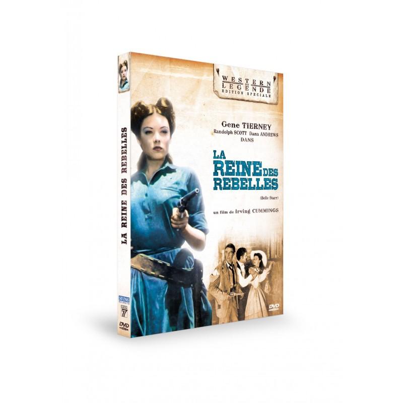 La Reine des rebelles Westerns de Légende