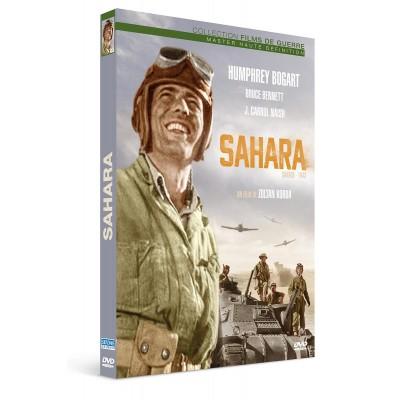 Sahara DVD offert
