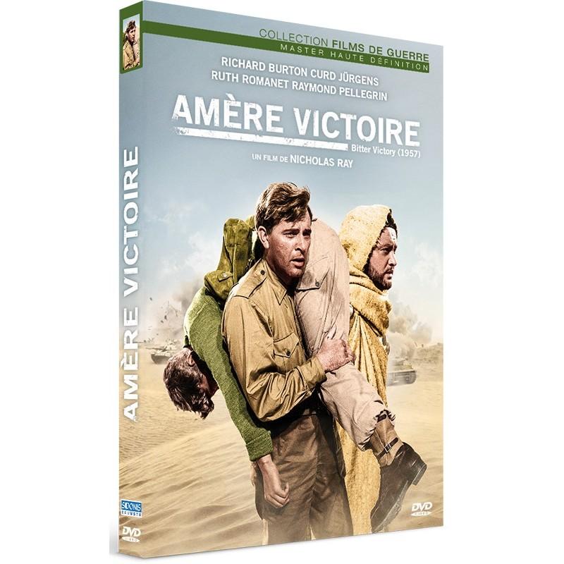 Amère victoire DVD offert