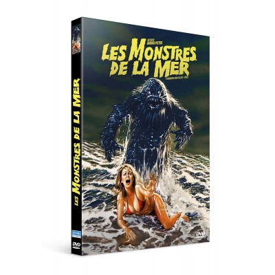 Les monstres de la mer Précommandes