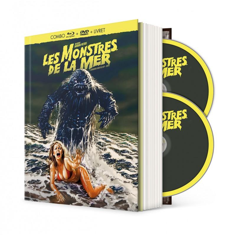 Les monstres de la mer Accueil