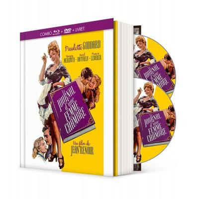 Le Journal d'une femme de chambre - Mediabook Thriller / Polar