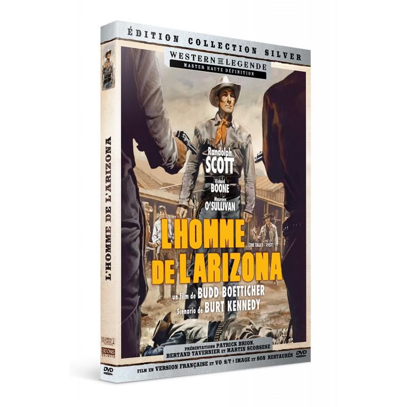 L'Homme de l'Arizona - DVD Précommandes rééditions