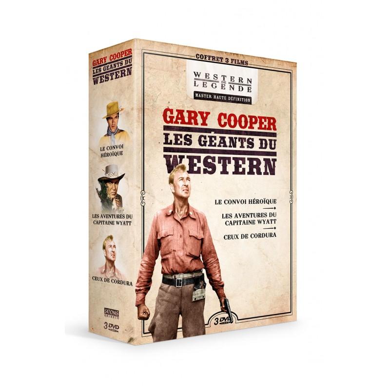 Coffret Gary Cooper - 3 DVD Précommandes