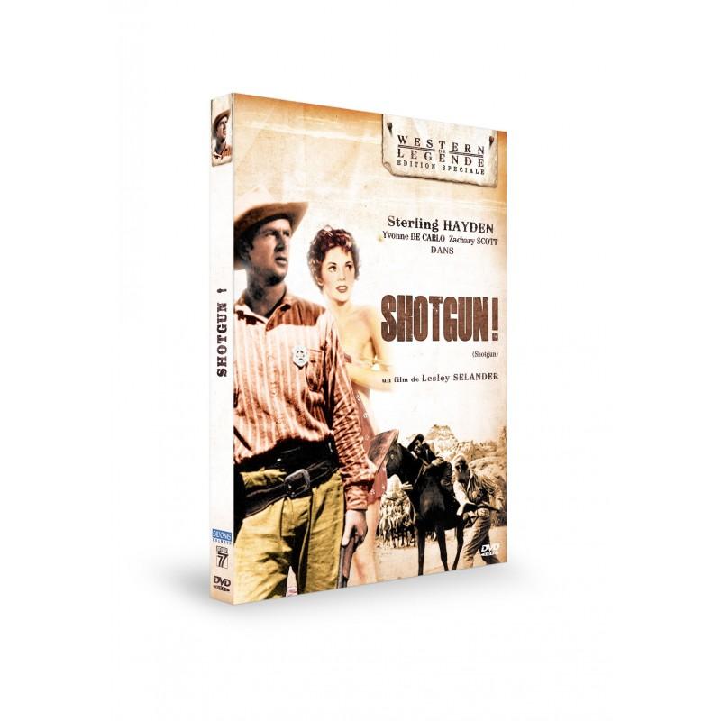 Shotgun Westerns de Légende