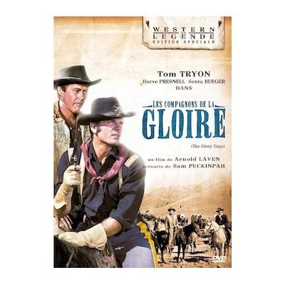 Les Compagnons de la gloire Westerns de Légende