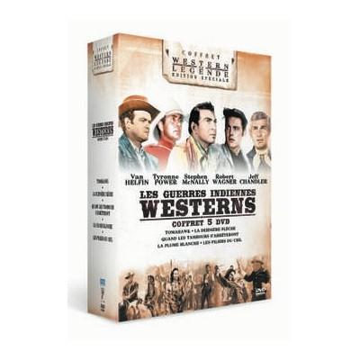 Coffret Guerres indiennes - 5 DVD