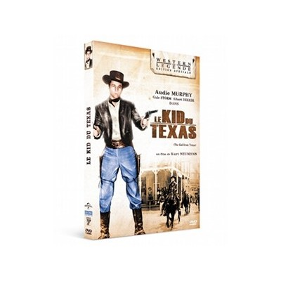 Le Kid du Texas Westerns de Légende