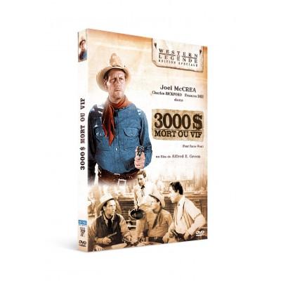 3000 dollars mort ou vif Westerns de Légende