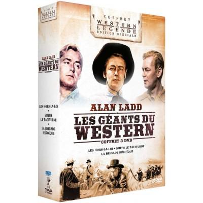 Coffret Alan Ladd - 3 DVD