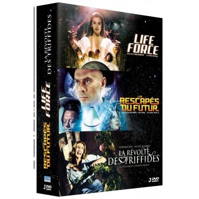 Coffret Fantastique - 3 DVD