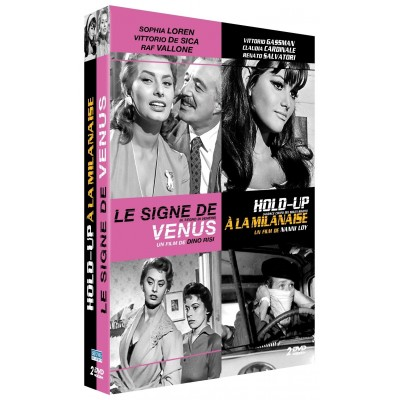 Coffret Films italiens - 2 DVD