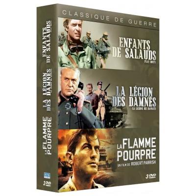 Coffret Guerre 2 - 3 DVD