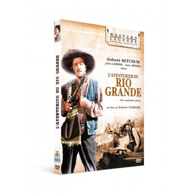 L'Aventurier du Rio Grande - Collector Westerns de Légende