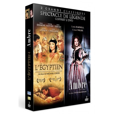 Coffret Spectacle de Légende