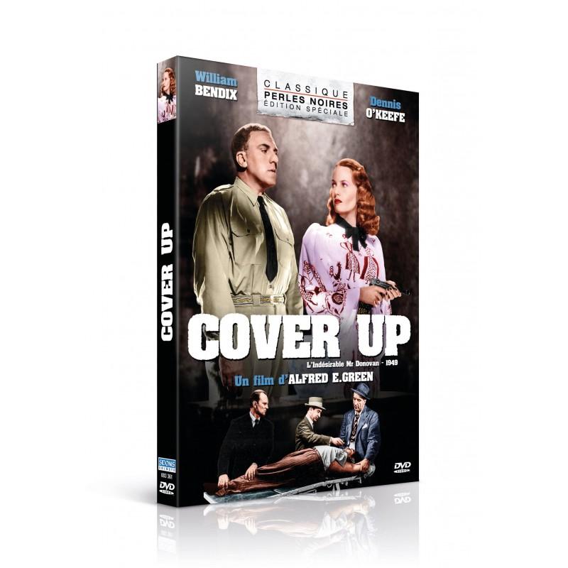 Cover up - L'indésirable Monsieur Donovan Catalogue