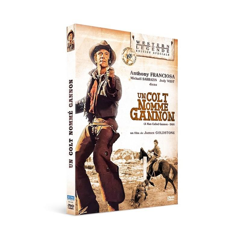 Un Colt nommé Gannon Westerns de Légende