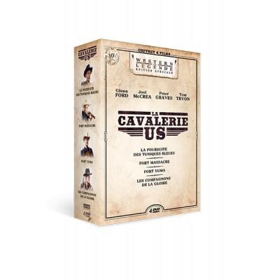Coffret La Cavalerie - 4 DVD