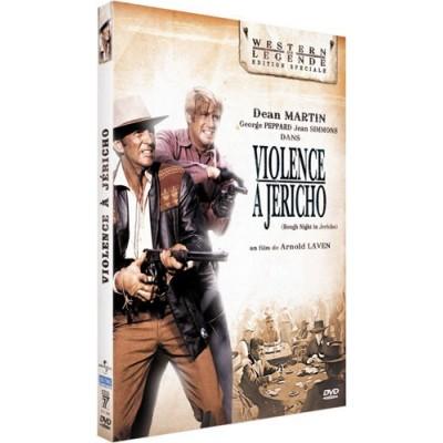 Violence à Jericho Westerns de Légende
