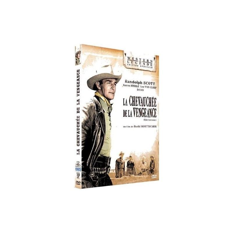 La Chevauchée de la vengeance Westerns de Légende