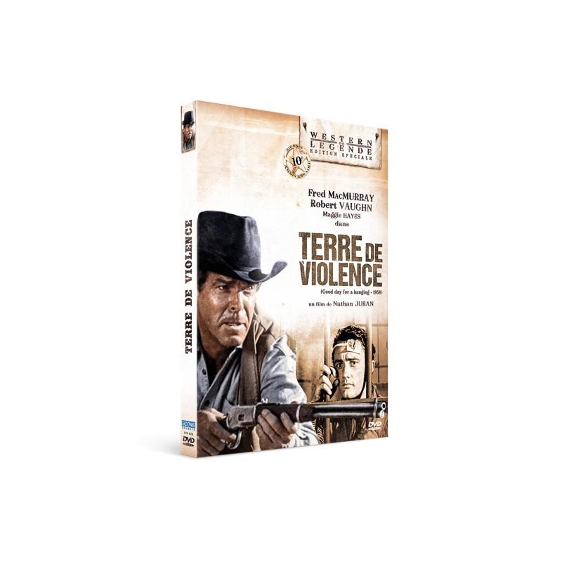 Terre de violence Westerns de Légende