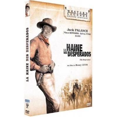 La Haine des desperados Westerns de Légende