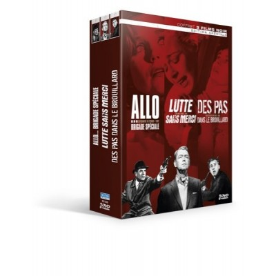 Coffret Films Noirs 1 - 3 DVD