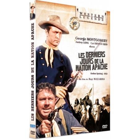 Les derniers jours de la nation Apache Westerns de Légende