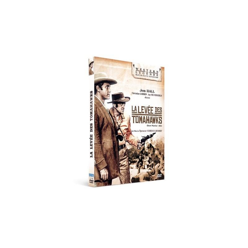 La levée des tomahawks Westerns de Légende