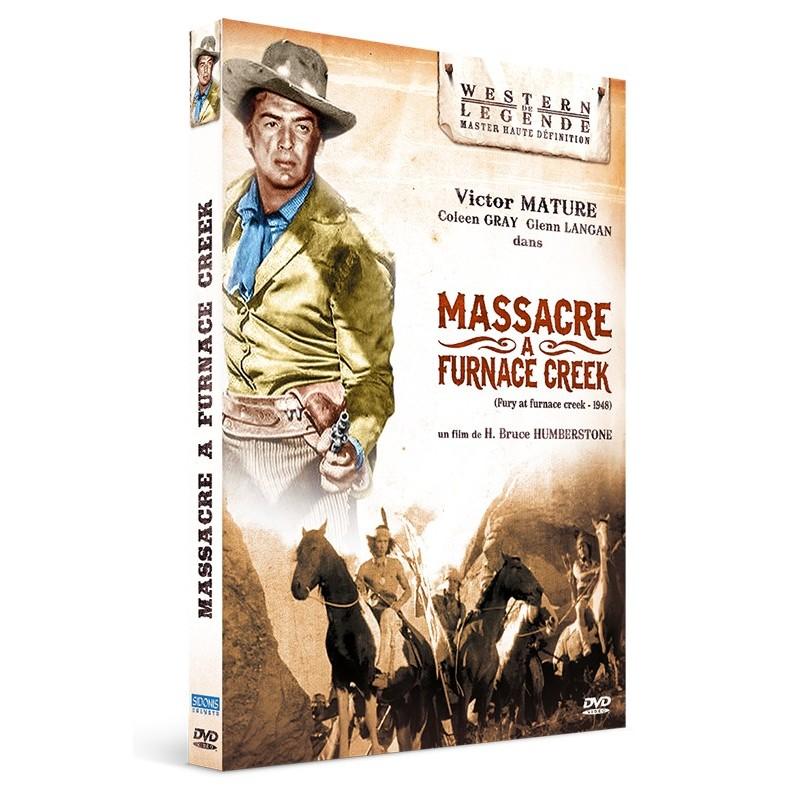 Massacre à Furnace Creek - EDITION VF Westerns de Légende