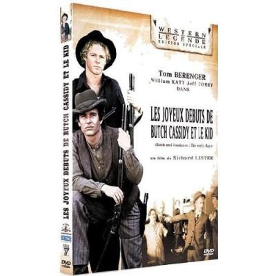 Les Joyeux Débuts de Butch Cassidy et le Kid Westerns de Légende